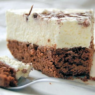duo irrésistible poire-chocolat