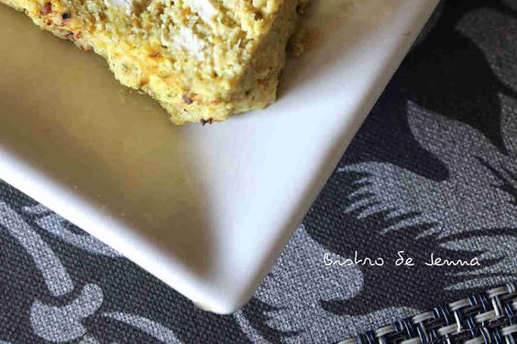 Terrine végétarienne aux légumes et tofu