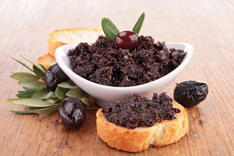 Tapenade au Thermomix