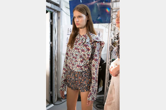 Isabel Marant (Backstage) - photo 47