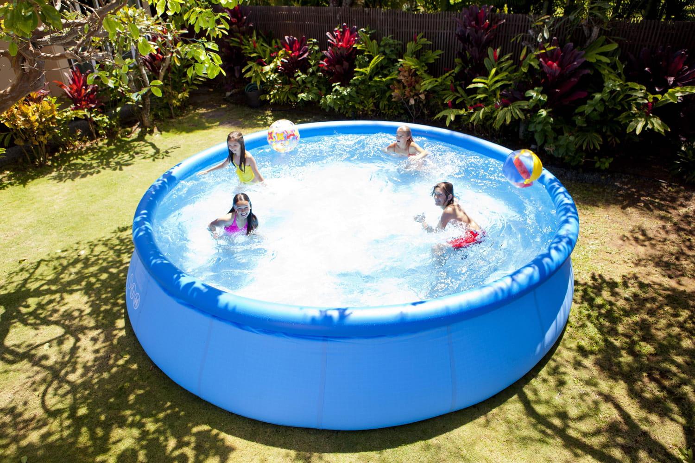 Meilleure piscine autoportée: les modèles pour cet été