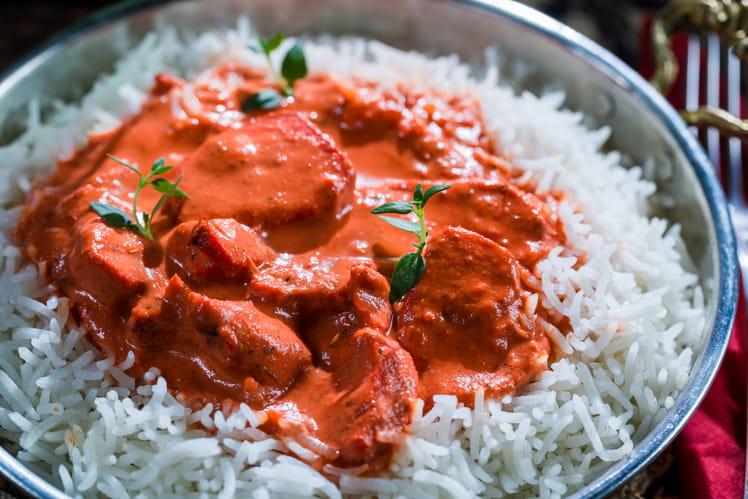 Sauce tandoori