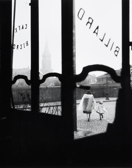 Rue Henri Chevreau - Paris, 1948