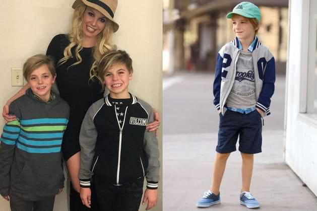 Un teddy pour le fils de Britney Spears