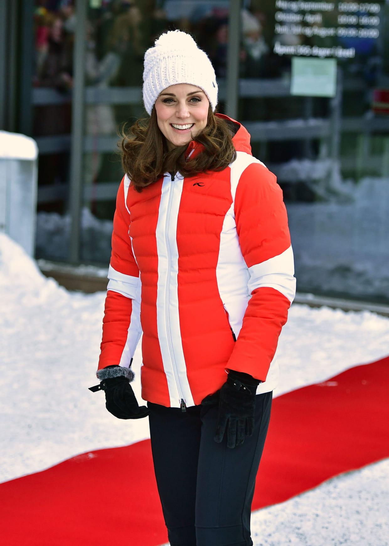 En Doudoune Kate Bicolore En Middleton Doudoune Bicolore Kate Middleton En Doudoune Kate Middleton W2bDIeEYH9