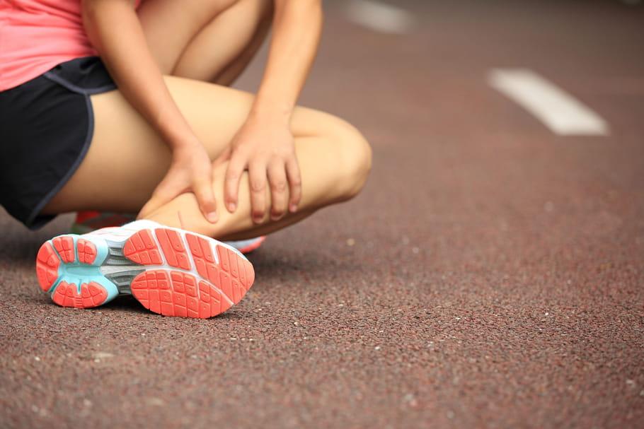 Douleur du mollet: le signe de quoi?
