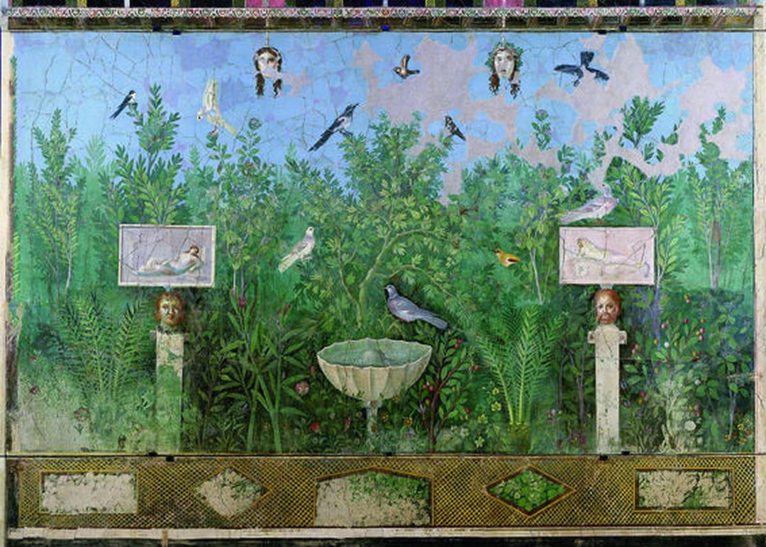 Jardins L 39 Exposition Qui Rend Hommage L 39 Art De La Nature