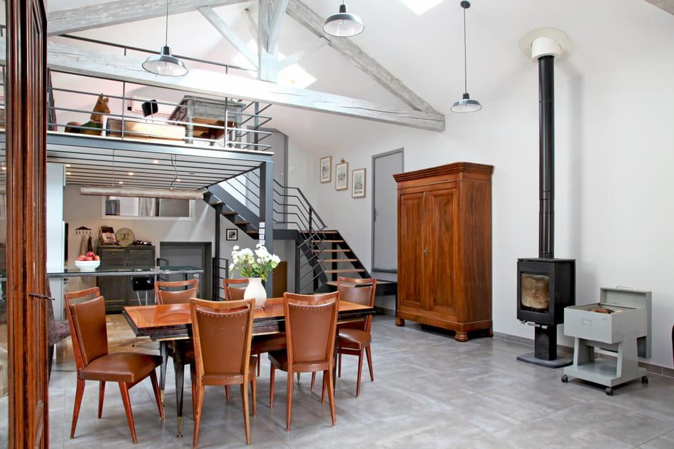 Un mobilier modernisé