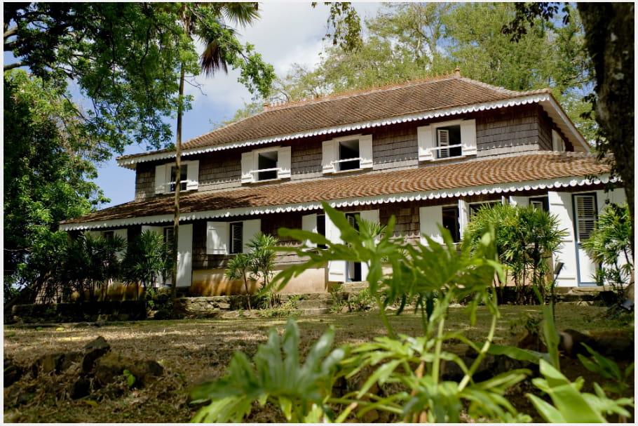 Visite de l'Habitation Clément
