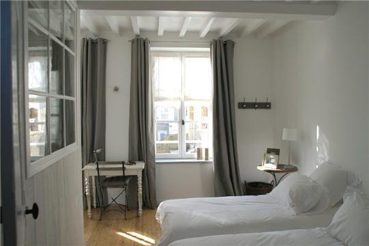 Une chambre lumineuse