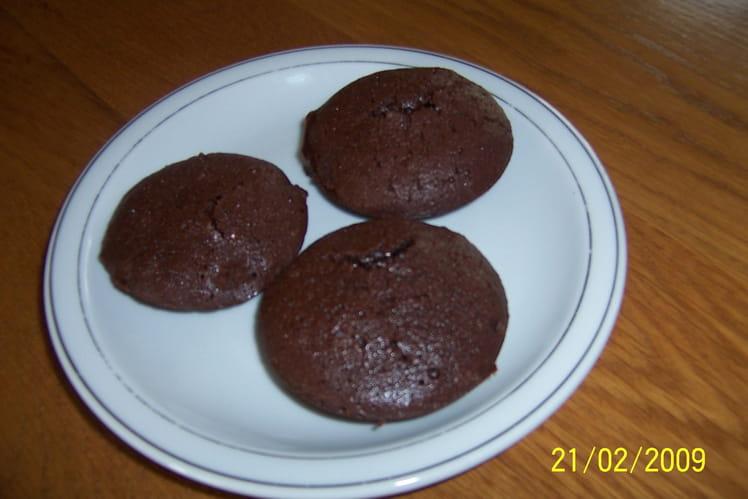 Moelleux fondants au chocolat