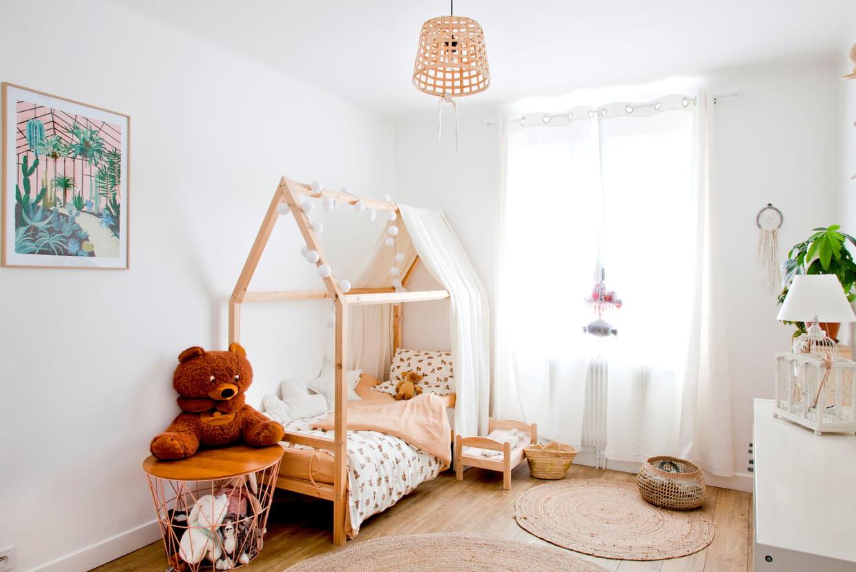 Fabriquer Lit Cabane Montessori lit cabane : le choisir, le fabriquer, les idées déco