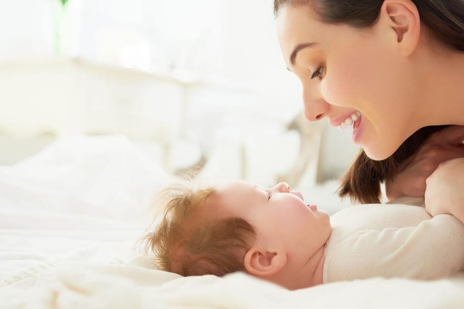 Herpès buccal: faites attention aux contacts avec bébé