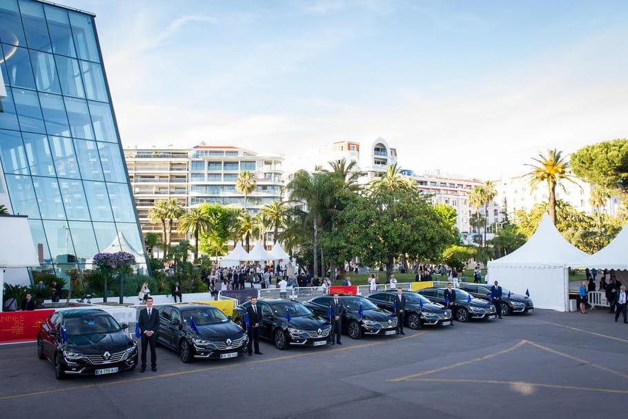 Le Festival de Cannes 2017roule avec Renault