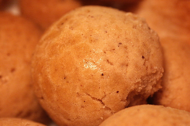 Biscuits miel cannelle