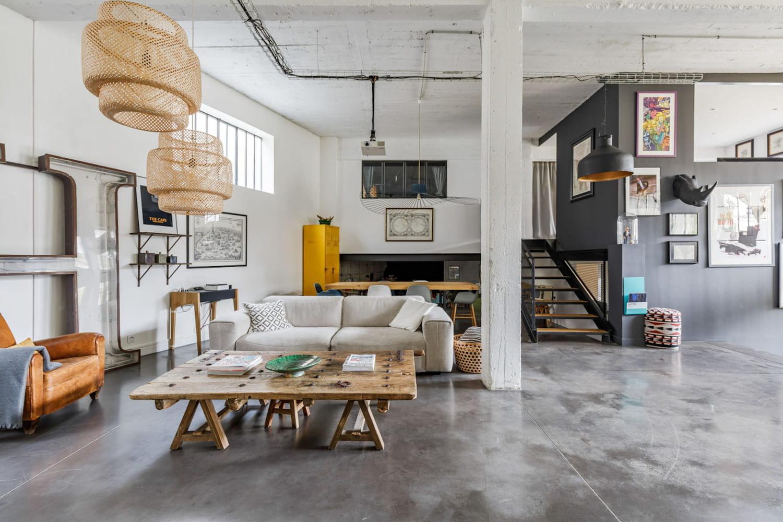 Loft: idées pour aménager et décorer ce style d'appartement