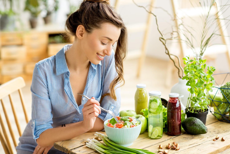 Les végétariens et vegan plus à risque d'AVC