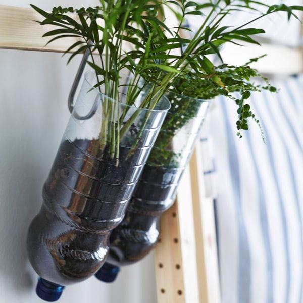 recycler les bouteilles en plastique. Black Bedroom Furniture Sets. Home Design Ideas
