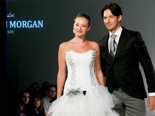 Robes de mariée : Défilé Grand Salon du Mariage de Paris