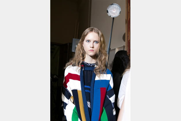 Sonia Rykiel (Backstage) - photo 21