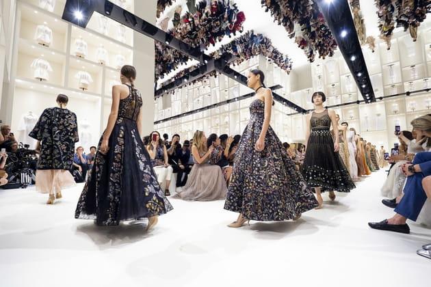 Florilège de décors haute couture