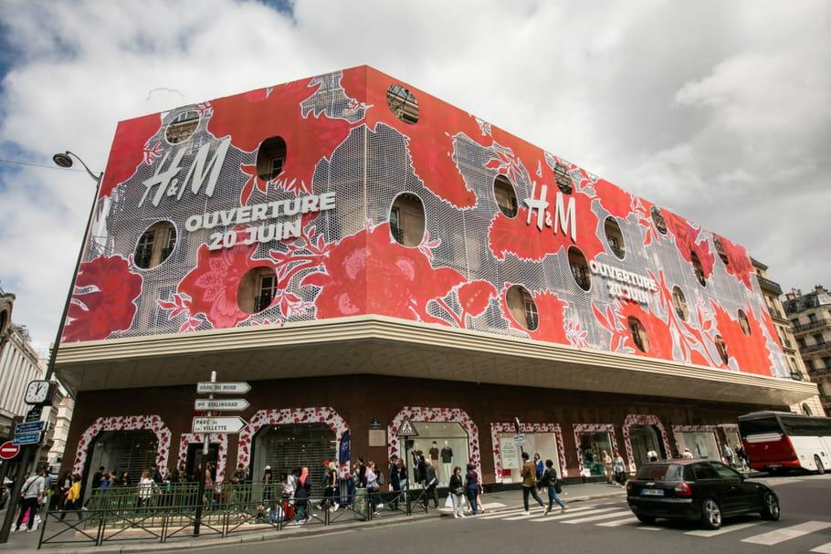 Ouverture Flagship H&M La Fayette : infos, capsule, photos ...