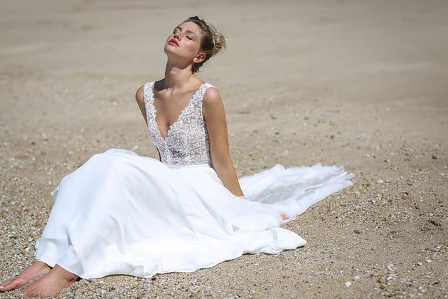 Robe de mariée Charlotte, Marie Laporte