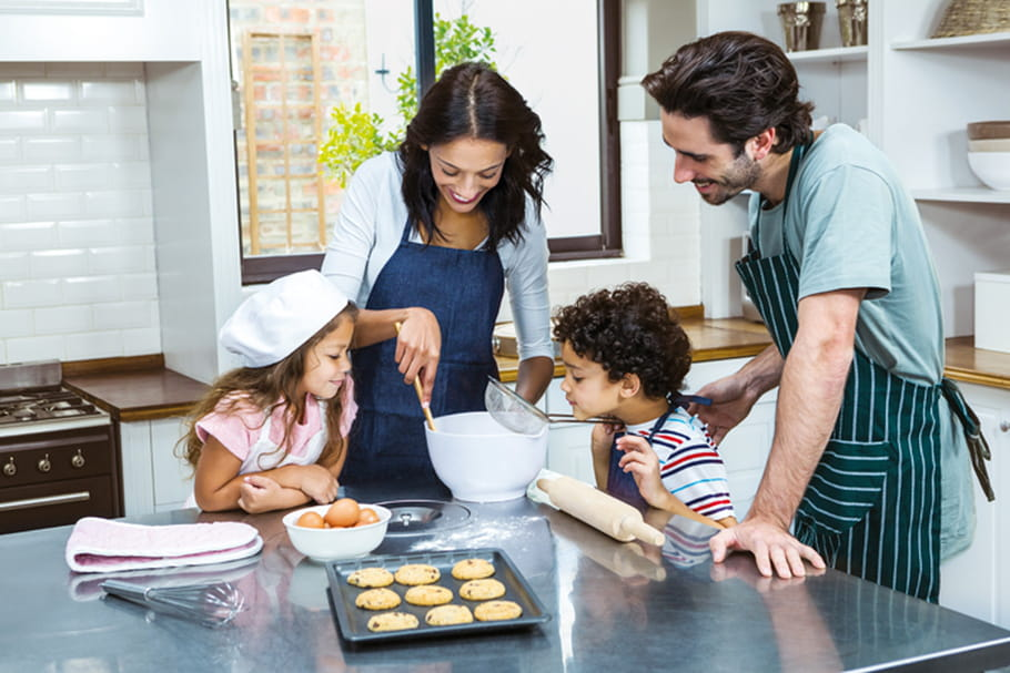 Jeu concours: avec Brandt retrouvez le plaisir de cuisiner en famille