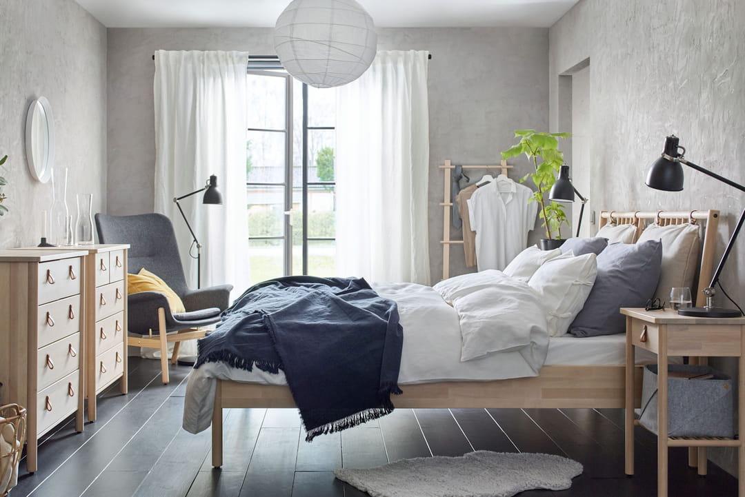 Plaid teinture végétale IKEA