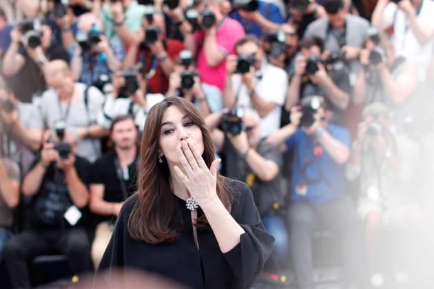 Monica Bellucci, sous le feu des projecteurs