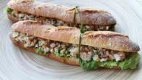 Trois étoiles pour mon sandwich