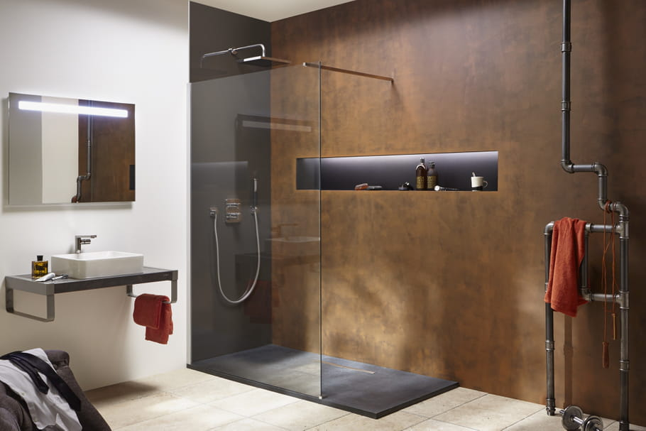 Receveur de douche à l'italienne: lequel choisir?