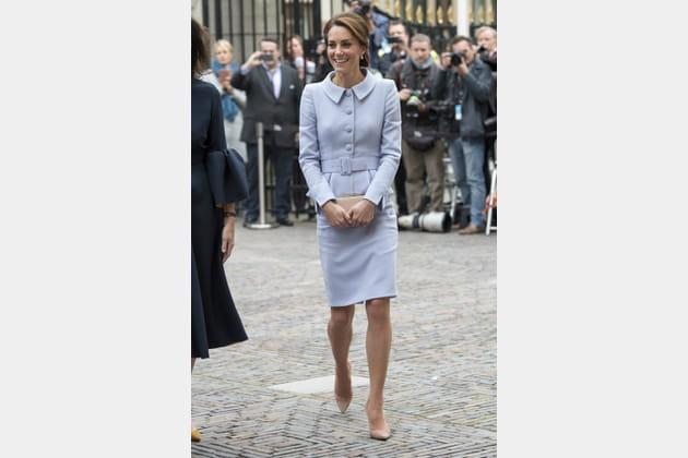 Kate Middleton le 11octobre 2016