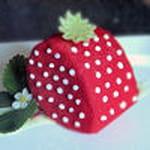 fraisier facon gariguette100