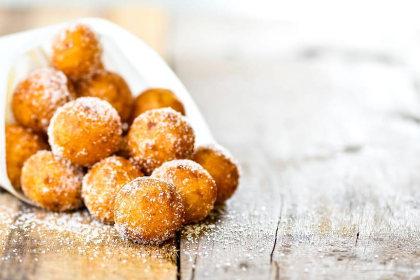 48recettes de beignets sucrés