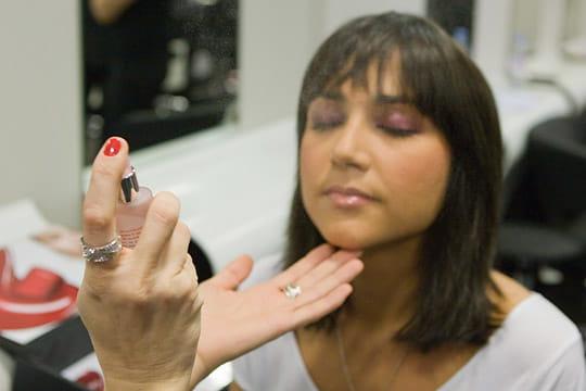 Fixateur de maquillage