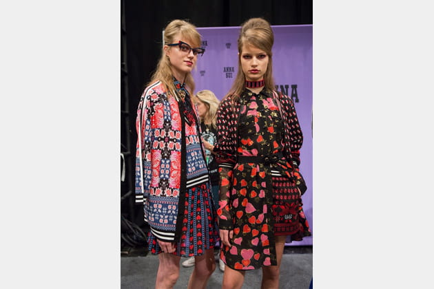 Anna Sui (Backstage) - photo 22