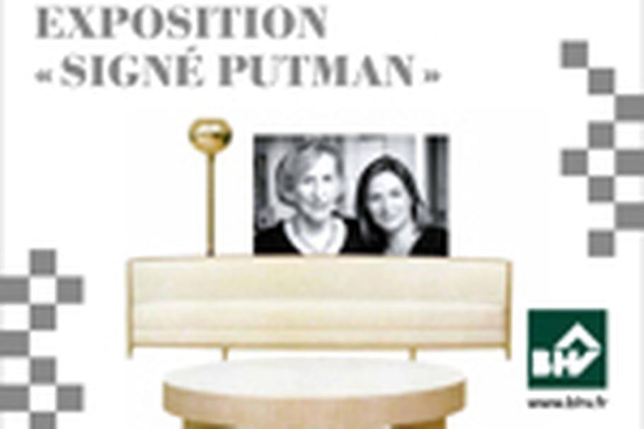 Des meubles signés Putman au BHV