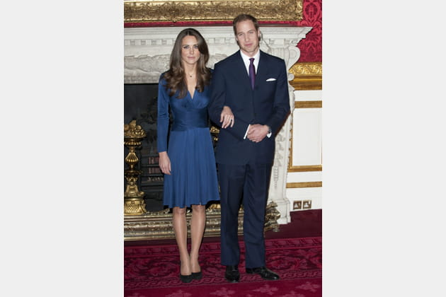 Kate Middleton le 16 novembre 2010