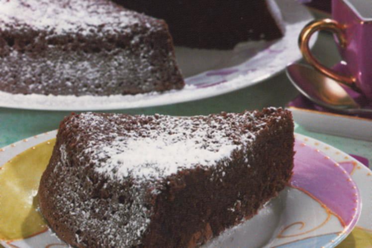 Chocolatine amandine