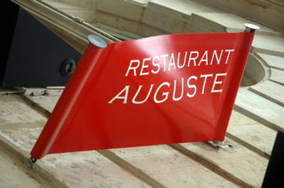 le chef du restaurant étoilé l'auguste nous livre ses conseils de consommation