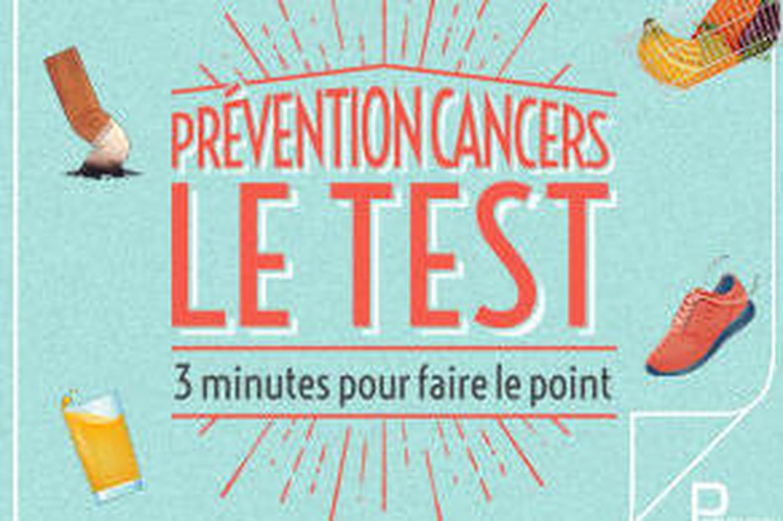 Evaluez vos risques de cancer en 3minutes