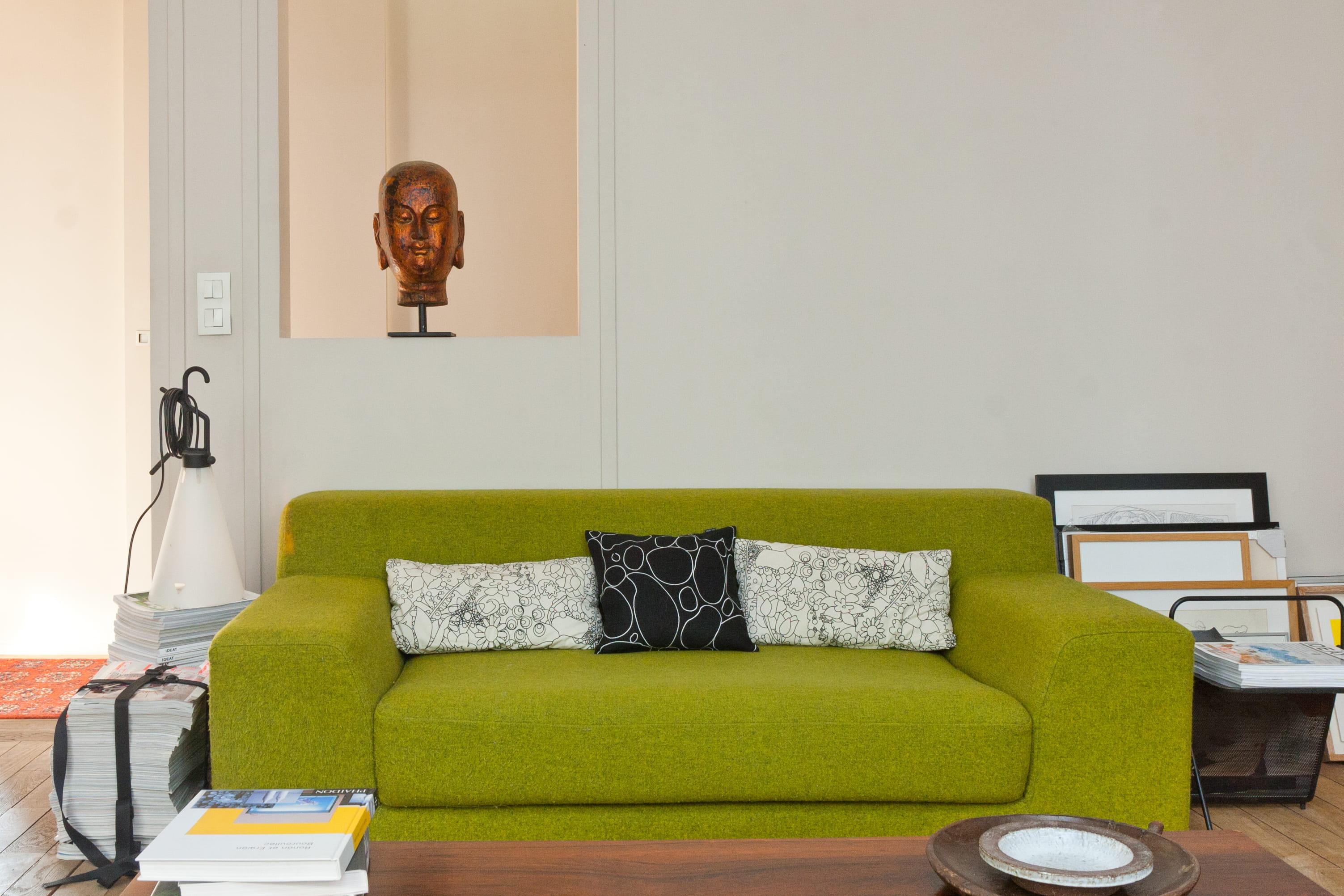 la couleur de l 39 ann e 2017 par pantone est greenery. Black Bedroom Furniture Sets. Home Design Ideas