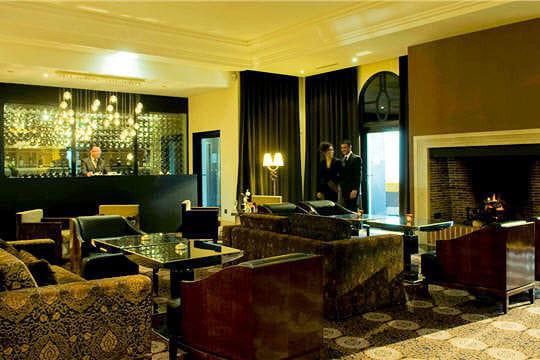 Un lounge cosy