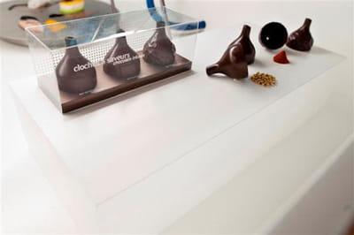food design - germain bourre - cloches à saveurs