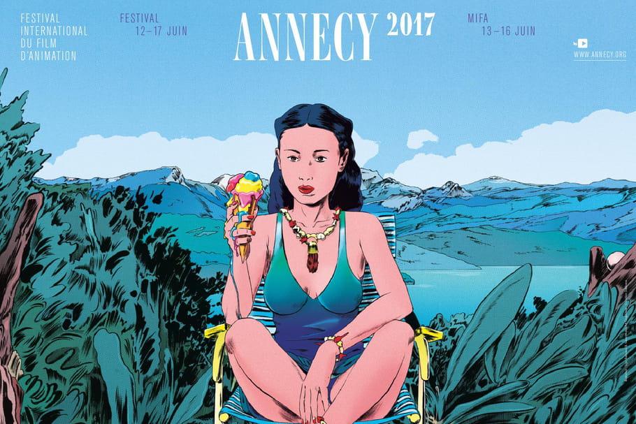 Festival du film d'animation d'Annecy: palmarès 2017
