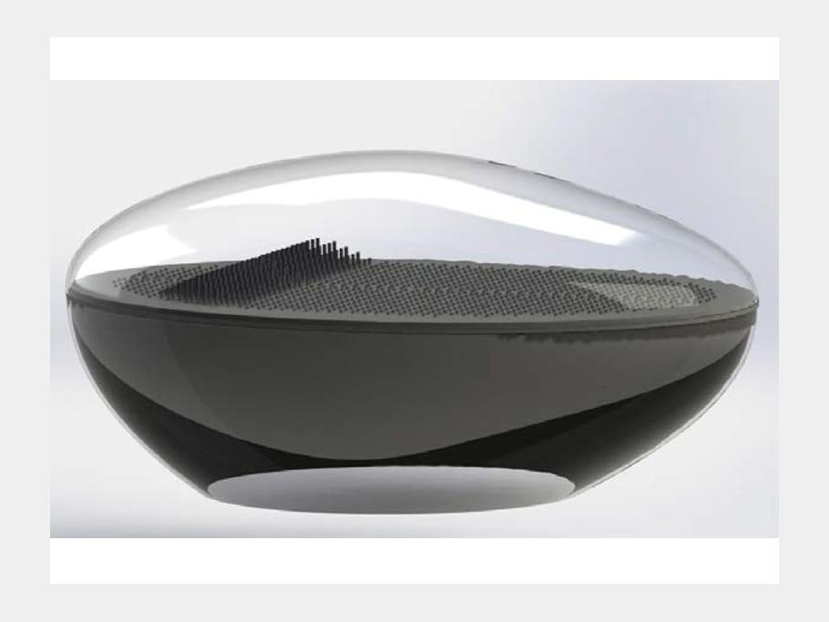 Le simulateur de vagues d 39 ariane garoff prix du design for Simulateur jardin