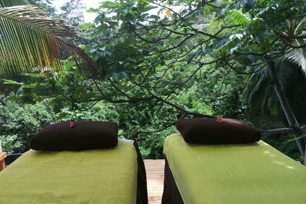 Eden Paradise, un spa en pleine nature