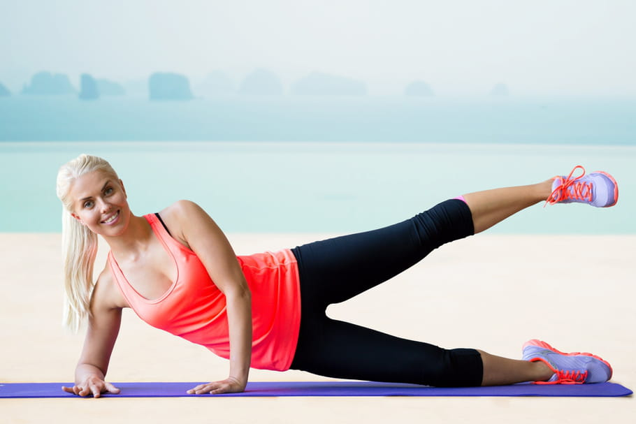10exercices pour s'affiner les jambes