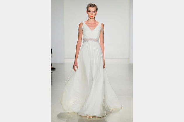 La robe empire Kelly Faetanini